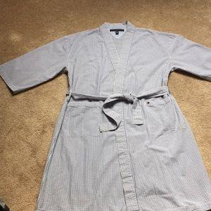 Men's Tommy Hilfiger robe!